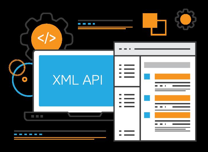 XML API integration